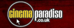 Cinema Paradiso voucher