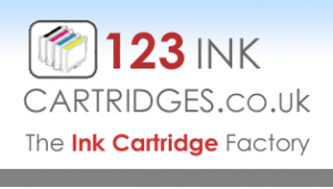 123 Ink Cartridges Logo