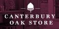 Canterbury Oak Store discount