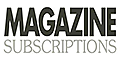 Magazine Subscriptions voucher