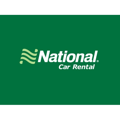 National Car Rental voucher